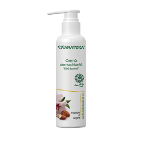 Crema demachianta 145 ml - Vivanatura