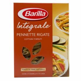 Pennette rigate - paste integrale grau dur 500g - BARILLA