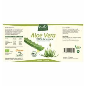 Suc de Aloe Vera 100% - eco-bio 330ml - Medicura - Pronat
