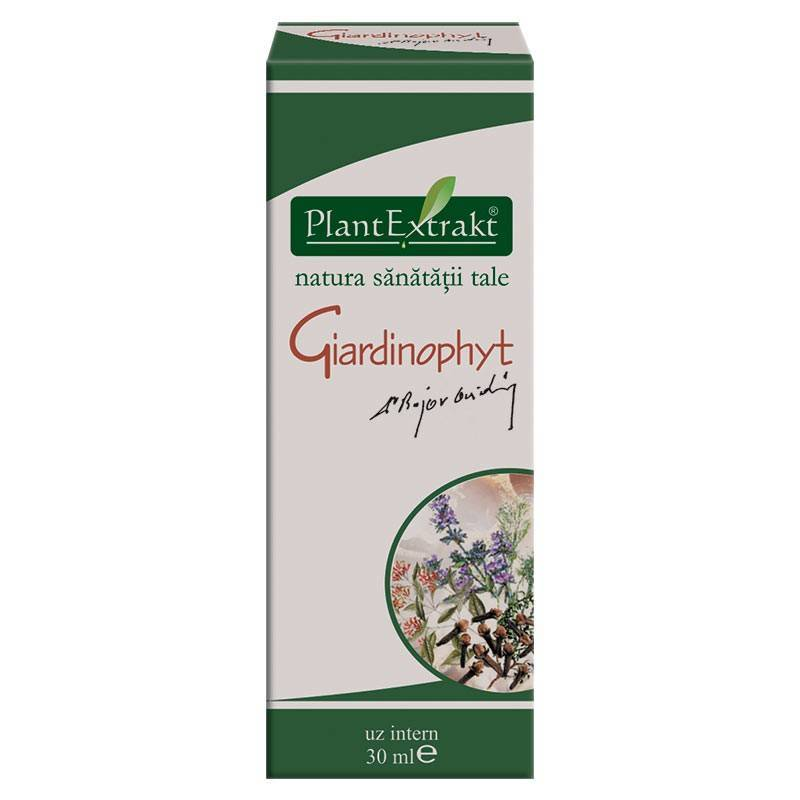 Giardinophyt - 30ml - PlantExtrakt