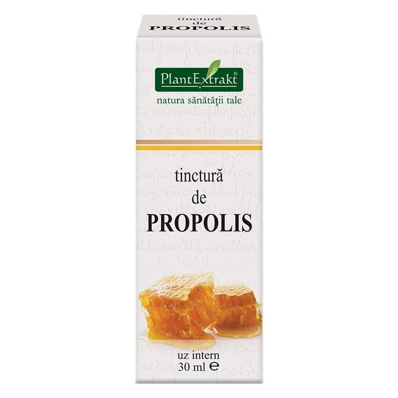 Propolis tinctura - 30ml - PLANTEXTRAKT