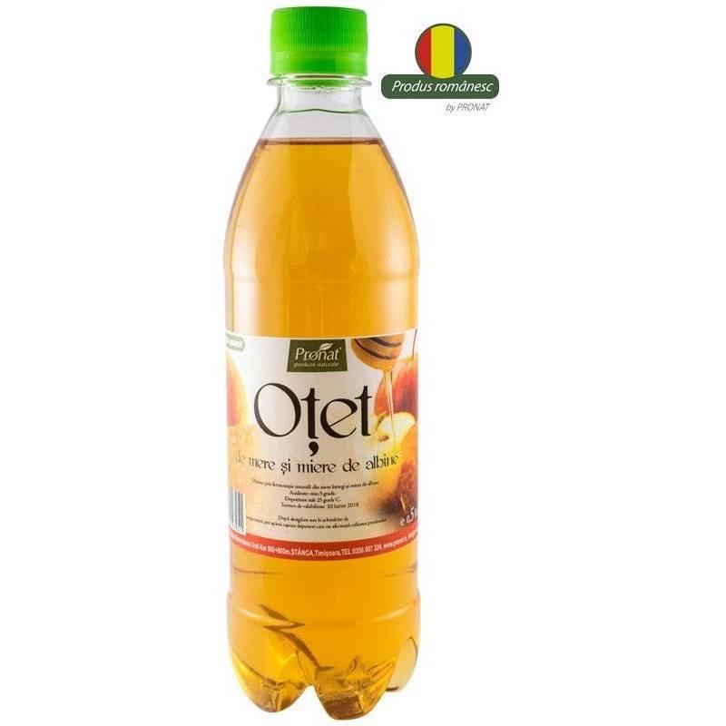 reteta de slabit cu otet de mere miere si usturoi)