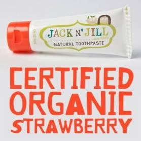 Pasta de dinti naturala copii capsuni - Jack N Jill