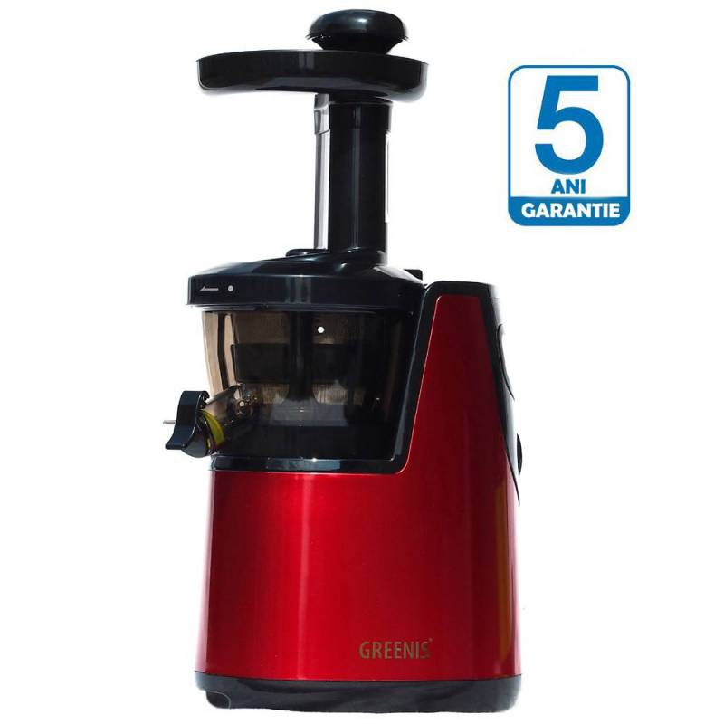 Slow Juicer Black Friday Deals : Storcator cu melc - Greenis Slow Juicer