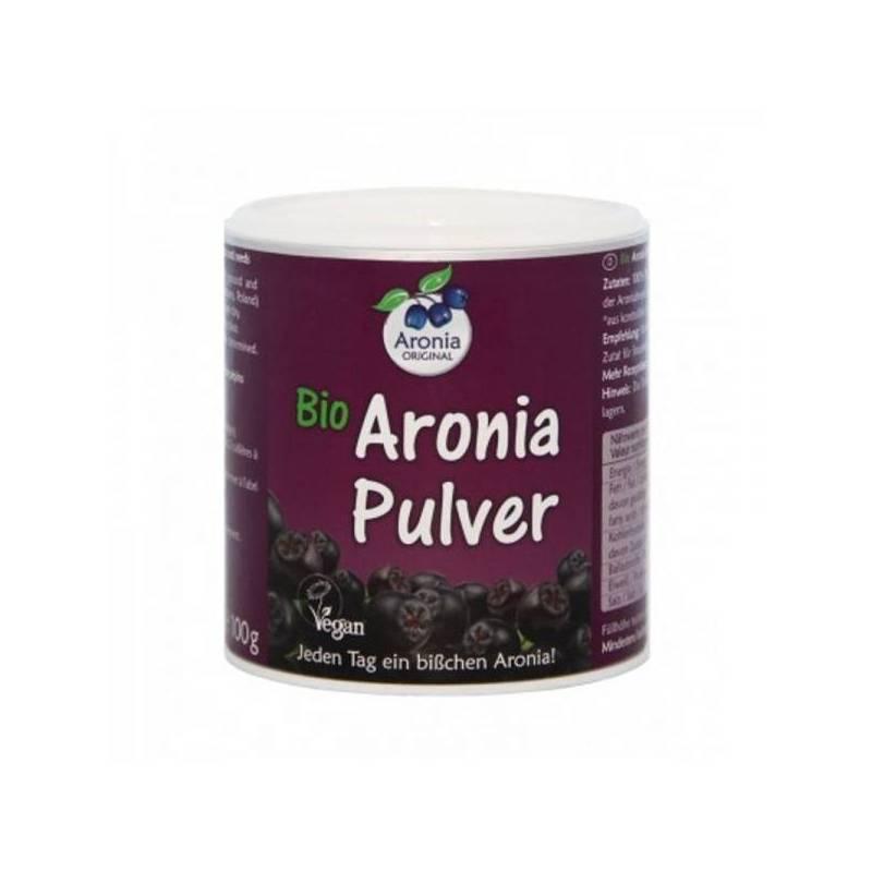 Pulbere de Aronia 100g ECO-BIO - PRONAT