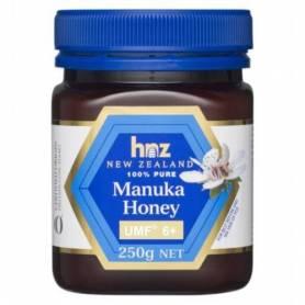 Miere Manuka UMF 6+ 250g HNZ