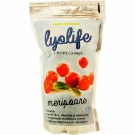 Lyolife - Merisoare liofilizate 30g