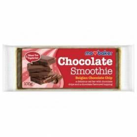 Baton din ovaz cu bucati de ciocolata belgiana 100g - Ma Baker