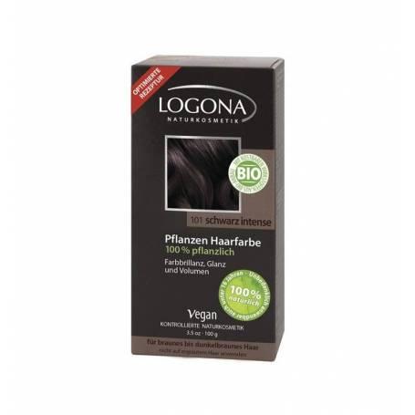 Vopsea de par neagra naturala
