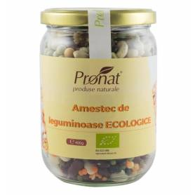 Amestec de leguminoase - eco-bio 400g - Pronat