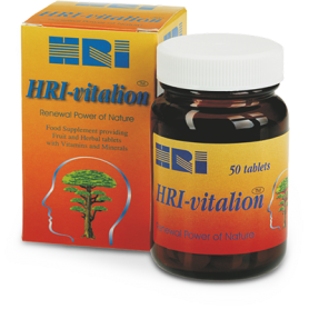 HRI-VITALION 50tb Vitalion Surepharm