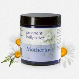 Balsam pentru pantecele gravidelor 120 ml - MOTHERLOVE