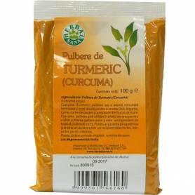 Turmeric - curcuma pulbere 100g - Herbavit