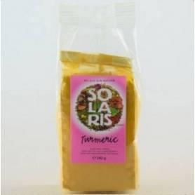 Turmeric - curcuma pulbere 140g - Solaris