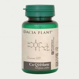 Coenzima Q-10 forte 60cp masticabile - Dacia Plant