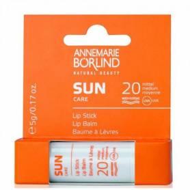 Balsam de buze cu protectie solara SPF 20 - 5g - Annemarie Borlind