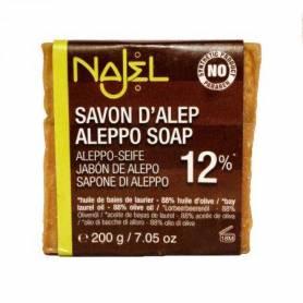 Sapun de Alep 12% – 200g - NAJEL