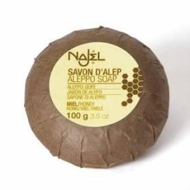 Sapun de Alep cu miere – 100g - NAJEL