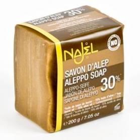 Sapun de Alep 30% ulei de dafin – 200g - NAJEL