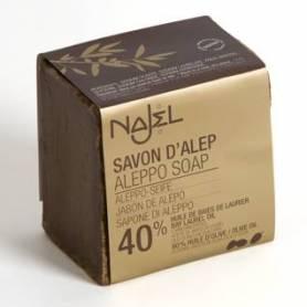 Sapun de Alep 40% ulei de dafin – 200g - NAJEL