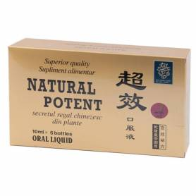 Natural Potent fiole x6 - Naturalia Diet
