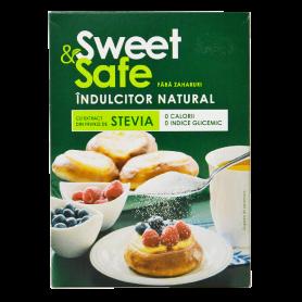Sweet&Safe - Stevia indulcitor natural 350g - Sly