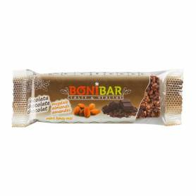 Baton Ciocolata si Migdale 38g - Bonibar