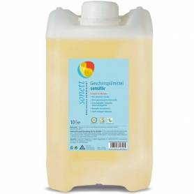 Detergent ecologic pt. spalat vase – sensitiv, 10L - Sonett