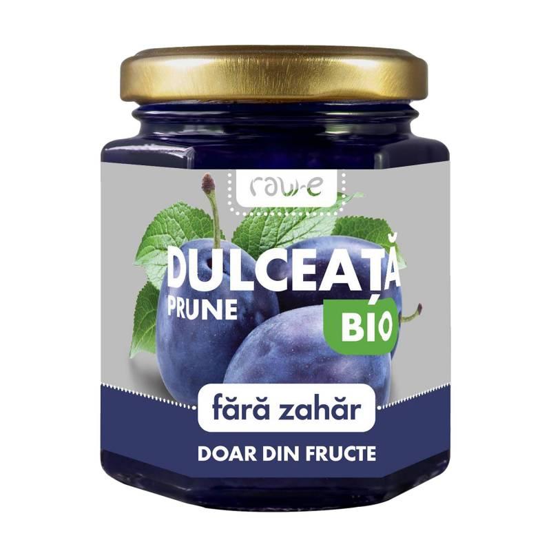 Dulceata de prune fara zahar -bio-  200g - Phenalex