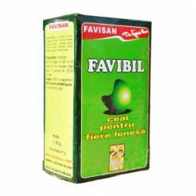 Ceai Favibil 20pl - FAVISAN