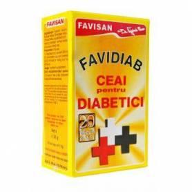 Favidiab 20pl - FAVISAN