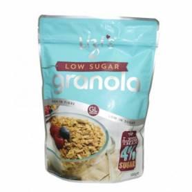 Musli Granola cu nuca de cocos si continut scazut de zahar 500g - Lizi´s Granola