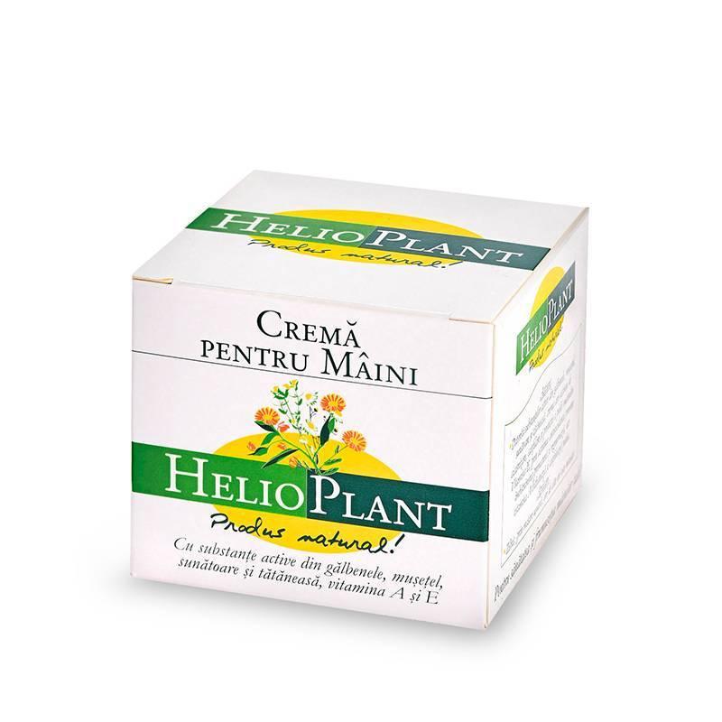 HelioPlant crema pentru maini 100ml - Aliphia
