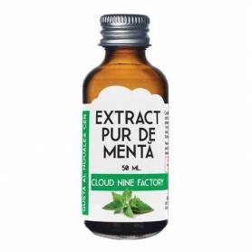 Extract pur de menta 50ml - Cloud Nine Factory