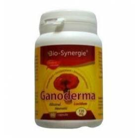 Ganoderma Lucidum 60mg 60cps - Bio Synergie