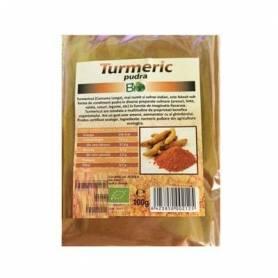 Turmeric - curcuma pulbere 100g - eco-bio Deco