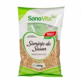Seminte de susan integrale nedecorticate 100g - SANOVITA
