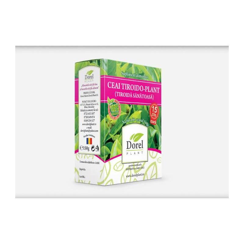 Ceai Tiroido-Plant 150g - Dorel Plant