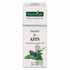 Tinctura de AFIN - Vaccinium myrtillus - 50ml - PlantExtrakt