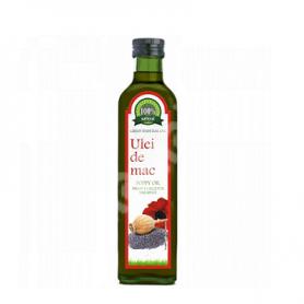 Ulei de mac presat la rece 100ml - Green Natural Oil