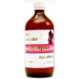 Aur coloidal Olimpus 30ppm - 500ml - AquaNano
