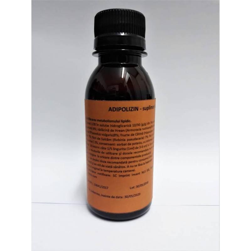 Adipolizin 100ml - Homeogenezis