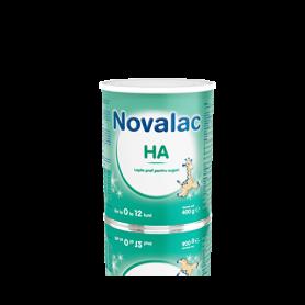 NOVALAC HA - formula de lapte praf hipoalergenica 400g - Sun Wave Pharma