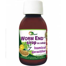Worm End 100ml - Ayurmed