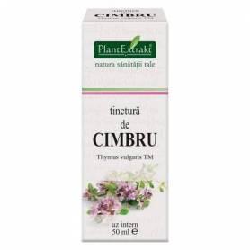 Tinctura de CIMBRU - 50ml - PlantExtrakt