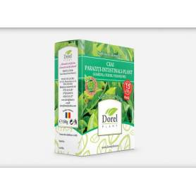 Ceai Paraziti intestinali - 150g - Dorel Plant