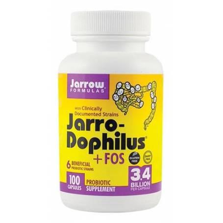 Jarro-Dophilus+Fos 100cps - JARROW - SECOM