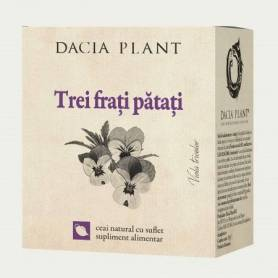 Ceai trei frati patati - 50g - Dacia Plant