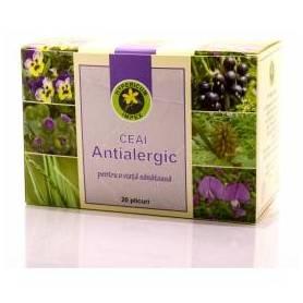 Ceai antialergic 20pl - Hypericum