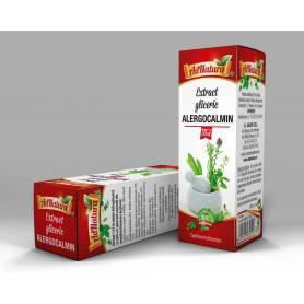 Alergocalmin - Extract Gliceric 50ml - AdNatura